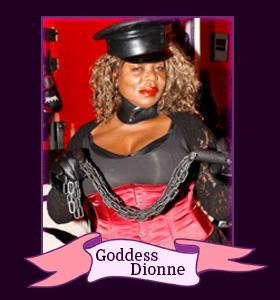 Goddess Dionne London