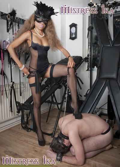 Mistress Ika