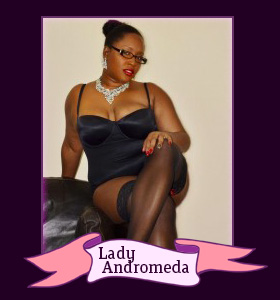 lady andromeda london